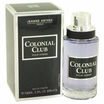 Harga Jeanne Arthes Colonial Club for Man EDT 100ml