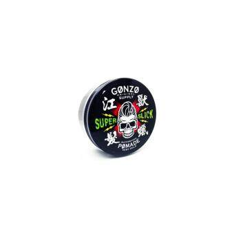 Harga Specifications of Authentic Gonzo Original Supply Hair Pomade Water Base Super Slick Very Hold (130g)