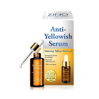 Harga ZINO Anti-Yellowish Serum 15ml