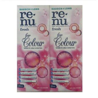 Harga Renu Fresh for Colour multi-purpose solution