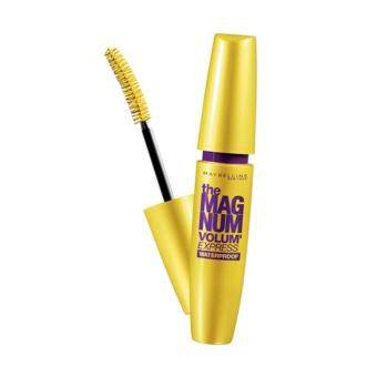 Harga Maybelline Volum' Express Magnum Waterproof Mascara [Black]