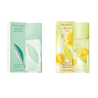 Harga X'mas Bundle Deal: Elizabeth Arden Green Tea EDP Women (100ml) & Elizabeth Arden Green Tea Yuzu  EDT Women ( 100ML)