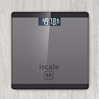 Iscale SE Digital Scale High Accuracy Weight Scale (Black)