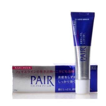 Harga Japan Lion PAIR ACNE Medicated Cream W (24g) Expiry:7.2019