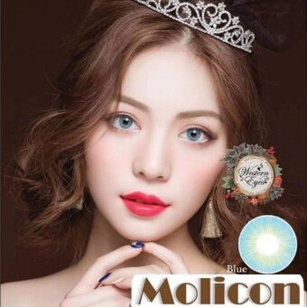 KOREAN MOLICON SOFT CONTACT LENS WESTERN EYES WITH PIANO