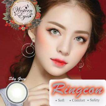 KOREAN RINGCON SOFT CONTACT LENS WESTERN EYES WITH PIANO
