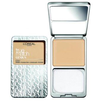 L'Oreal Make Up Designer Paris True Match Genius TWC [#G1 Gold Ivory]