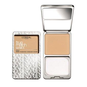 L'Oreal Make Up Designer Paris True Match Genius TWC [#G2 Gold Porcelain]
