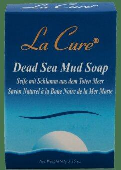 Harga Lacure Dead Sea Mud Soap