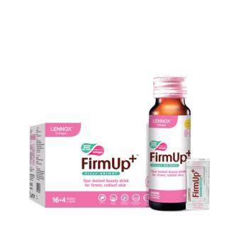 Harga LENNOX Firm Up + Bight Collagen 16+4's