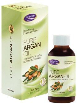 Harga Life Flo Pure Argan Oil For Hair and Skin 118ml