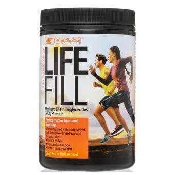 Harga LifeFill MCT Powder 420G Natural 100% MCT