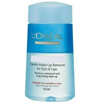 L'Oreal Paris Gentle Lip & Eye Make-Up Remover 125ml