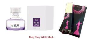Harga LUSH for her, inspired perfume from White Musk by Body Shop