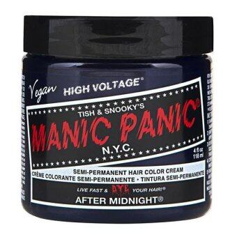 Harga [MANIC PANIC] AFTER MIDNIGHT / SEMI-PERMANENT HAIR COLOR CREAM /HAIR DYE