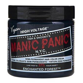 Harga [MANIC PANIC] ENCHANTED FOREST / SEMI-PERMANENT HAIR COLOR CREAM /HAIR DYE