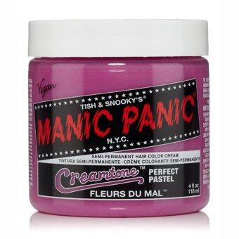 Harga [MANIC PANIC] FLEURS DU MAL / SEMI-PERMANENT HAIR COLOR CREAM /HAIR DYE (Intl)
