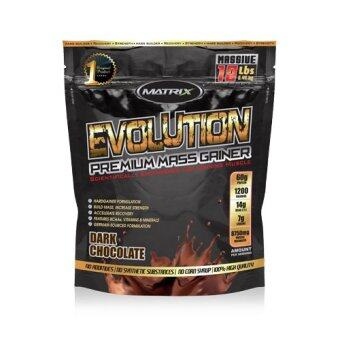 MATRIX EVOLUTION- Best Mass Gainer