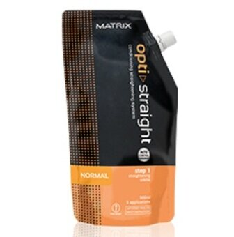 Matrix Opti Straight Rebonding Hair Creme (For normal hair) 500ml set