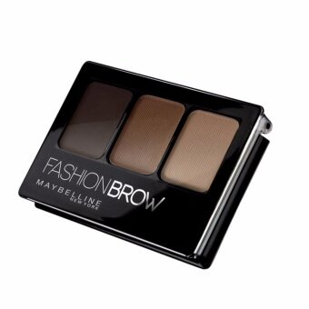 Harga MAYBELLINE Maybelline Fashion Brow Palette Brown 1S