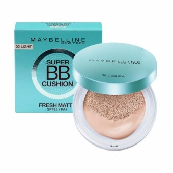 MAYBELLINE Super BB Cushion Fresh Matte 03 Natural 1's