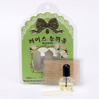 Harga Miss Bowbow Mesh Type Double Eyelid Tape With Quick Dry Glue 60setsProfessional L