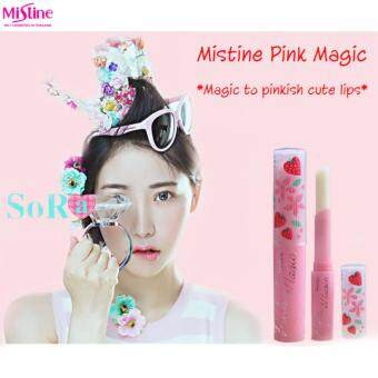 Mistine Pink Magic Lip Balm (Strawberry)