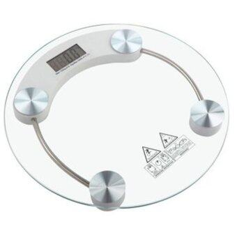 Modern & Sleek Personal Digital Weighing Scale-SMALL