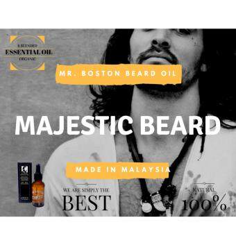 Mr Boston Beard Oil