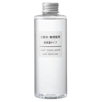 MUJI Light Tonning Water (High Moisture) 200ml - Skin Lotion - shipped from Japan