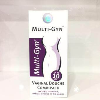 Harga MULTI-GYN VAGINAL DOUCHE COMBIPACK (UP TO 10 USE)