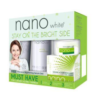 Harga NANO White Must Have 123 Set 1's 1S