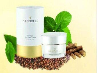 Nanocell Advance Whitening Cream (50gm)