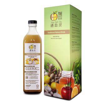 Harga Natural Tone Traditional Natural Drink (Tong Xue Ling) GingerGarlic Lemon Juice