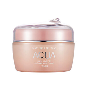 Harga NATURE REPUBLIC Super Aqua Max Moisture Watery Cream 80ml