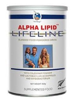 Harga New Image Alpha Lipid Lifeline (450g)