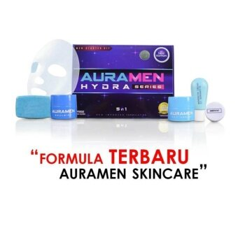 Harga New Packaging Auramen Hydra Skincare by Aura Men 1 piece