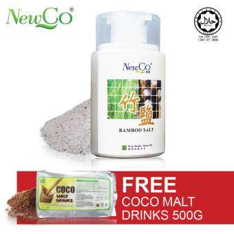 Harga Newco Bamboo Salt 6 Times Burning (FREE COCO MALT DRINKS 500G)