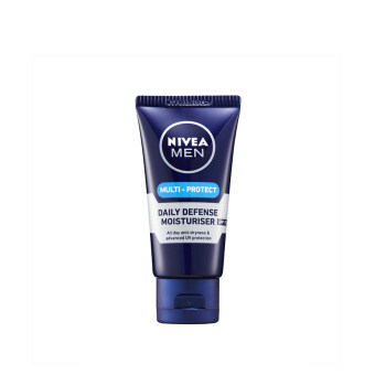 Harga NIVEA FOR MEN NFM Multi-Protect Daily Defense Moisturiser 75ML