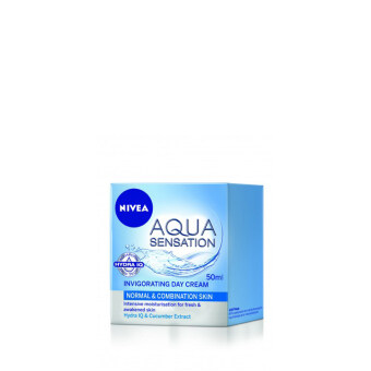 Harga NIVEA NIVEA Aqua Sensation Invigorating Day Cream 50ML