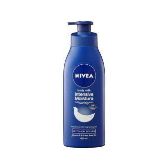 Harga NIVEA Nivea Intensive Moisture Body Milk 400ML
