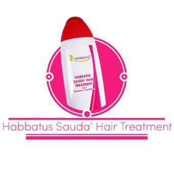 Harga NURRAYSA HABBATUS SAUDA' HAIR TREATMENT SHAMPOO AND CONDITIONER