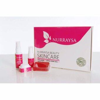 NURRAYSA SKINCARE SET 4 in 1 - TRIAL