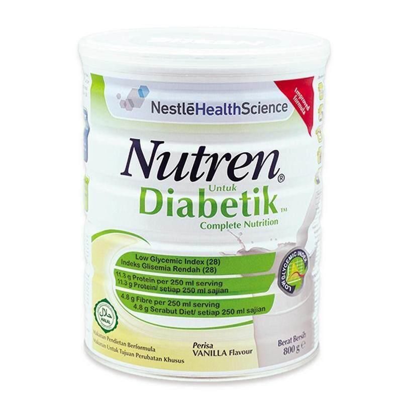 Nutren Diabetic 800g Malaysia