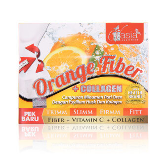 Harga Orange Fiber +Collagen