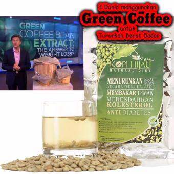 Harga ORGANIC GREEN COFFEE BEAN