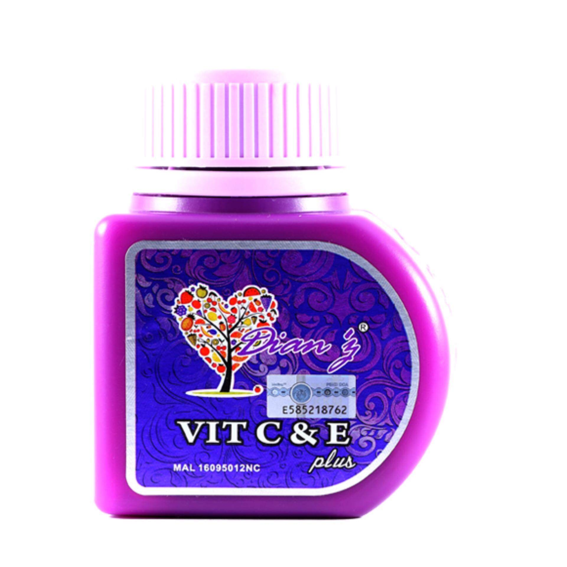 Whitening Reviews Ratings And Best Price In Kl Selangor Glutax 23000gk Original Dianz Vitamin C E Plus With Qr Code Free Gift