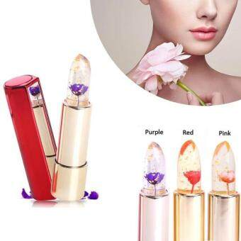 Harga Original Kailijumei Lipstick Jelly lipstick Color changingTemperature
