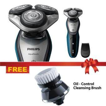 Philips AquaTouch S5420 Bundle with 2 brush heads