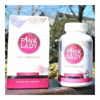 PINK LADY BODY PERFECTION FREE SHOPPING BAG